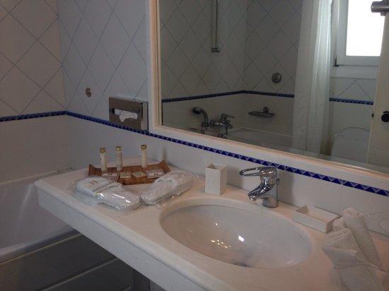 Harmony Boutique Hotel: Baño
