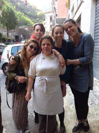 Ristorante Pizzeria Il Mulino: Fantastica cuoca!!!
