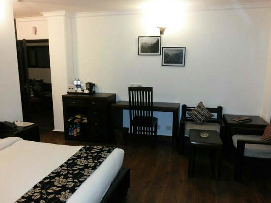 Tethys Ski Resort Narkanda : Comfortable Room!!!