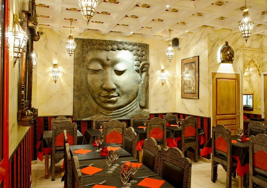 Photo of Indian Restaurant Le Palais de l'Inde at 12, Rue Des Trois Rois, Marseille 13006, France