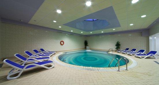 Bluesun Hotel Alga: Spa area