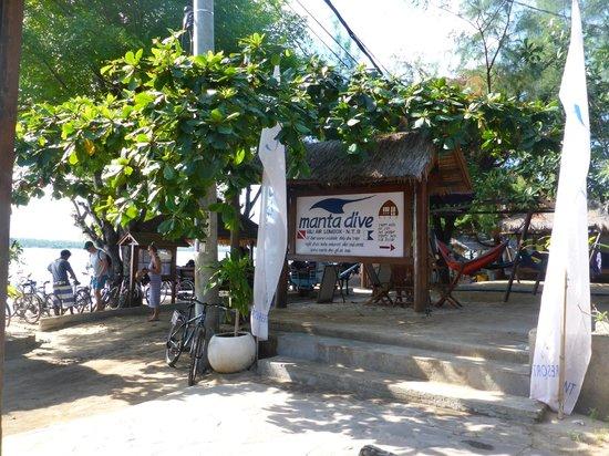 Manta Dive Gili Air Resort: Manta Dive