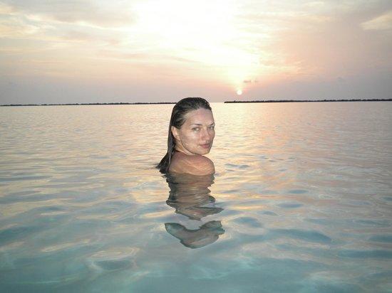 Royal Island Resort & Spa: закат