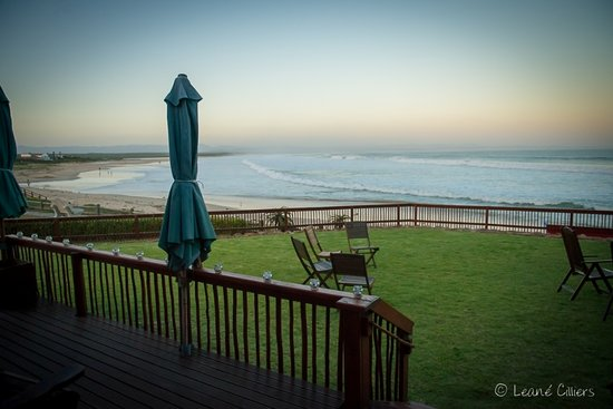 Jeffreys Bay Beach House: View from the Deck