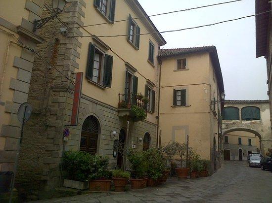 Vecchio Convento: L'edificio dell'albergo