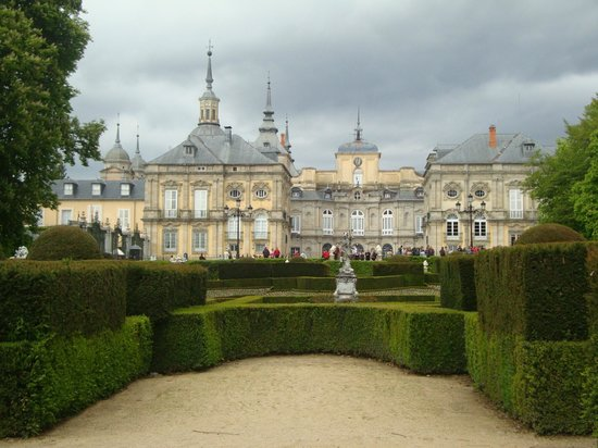 Jardines de la Granja de San Ildefonso: Palacio y Jardines