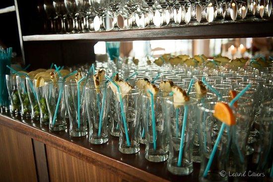 Jeffreys Bay Beach House: Refreshments