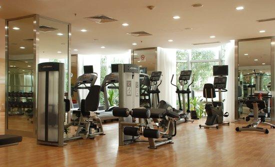 Sofitel Shanghai Hyland : Gym