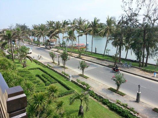 Victoria Hoi An Beach Resort & Spa: River View Room