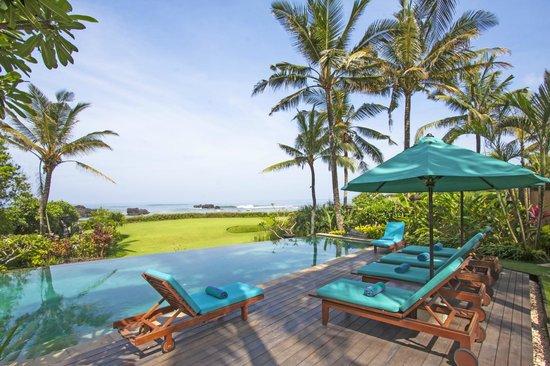 巴厘岛滩居别墅酒店