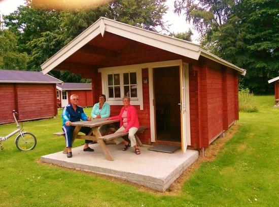 Falster City Camping : Cabin