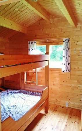 Falster City Camping : Cabins beds