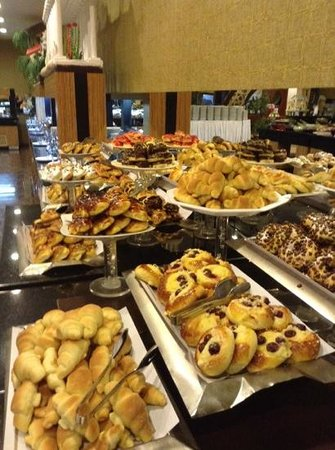 Siam Elegance Resort & Spa : buffet