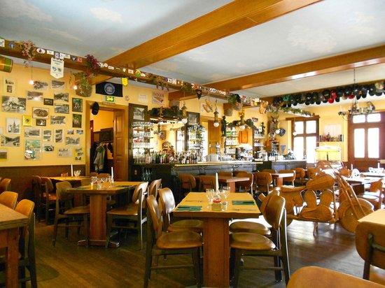 Hotel Col de Bussang : Bar/ristorante