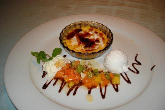 Serendib: Dessertvariation