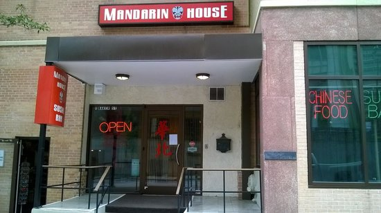 Mandarin House & I Love Sushi