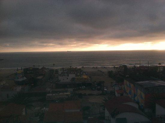 Festival Plaza Hotel: Sunset