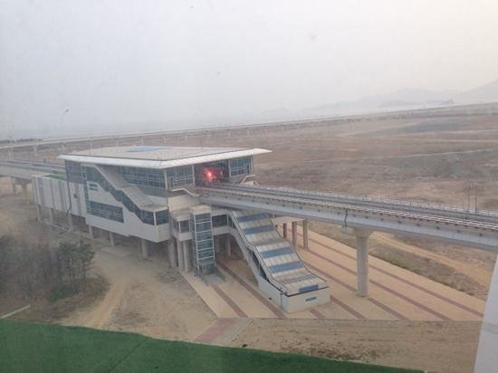Best Western Premier Incheon Airport: bleak outlook