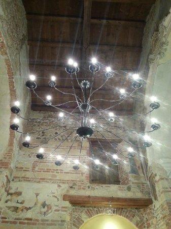 Santa Felicita: Lampadario