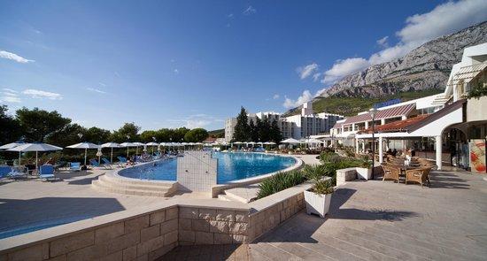 Bluesun Resort Afrodita : Pool area