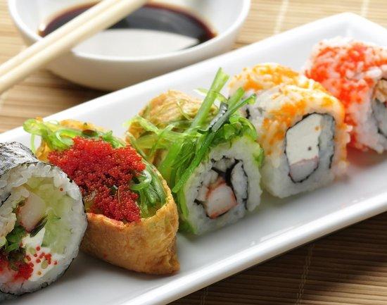 19 Oriental Avenue: Sushi