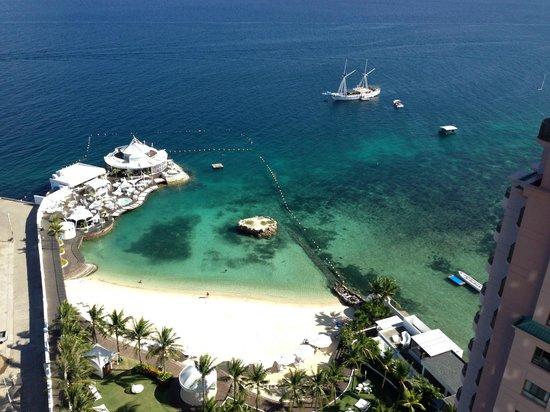 Mövenpick Hotel Mactan Island Cebu: A room with the view