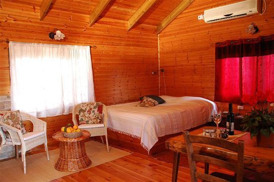 Smadar beClil Cabins: Cabin's interior