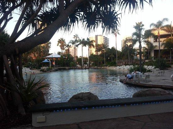 Surfers Paradise Marriott Resort & Spa: Pool
