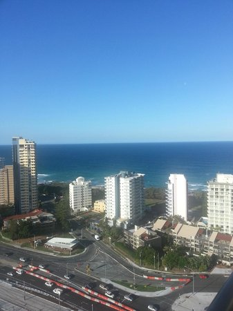 Surfers Paradise Marriott Resort & Spa: View
