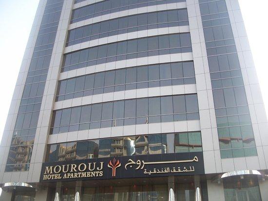 Mourouj Hotel Apartments: Mourouj Hotel apartment
