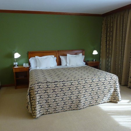 Hotel Kosten Aike : Nice and soft bedcovers