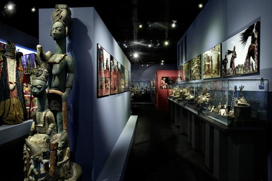 Museum der Voelker: Abteilung Afrika