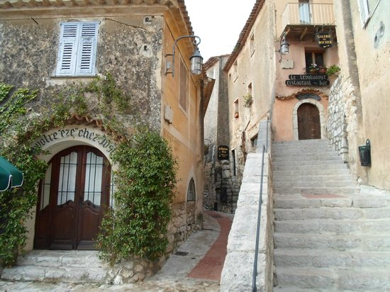 Vieux Eze : Borgo medieoevale