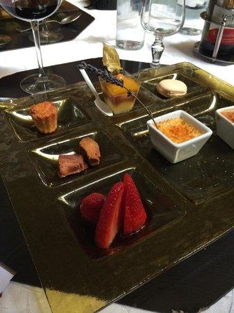 Le Jardin de la Tour: dessert