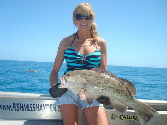 Offshore deep sea fishing fort myers cape coral sanibel for Fort myers fishing guides