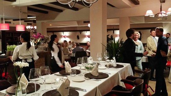 Don Quijote Restaurante: Overview of restaurant