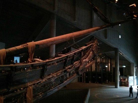 Vasa-Museum: Ponte
