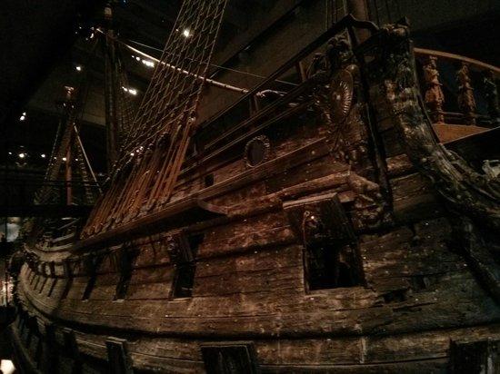 Vasa-Museum: woow