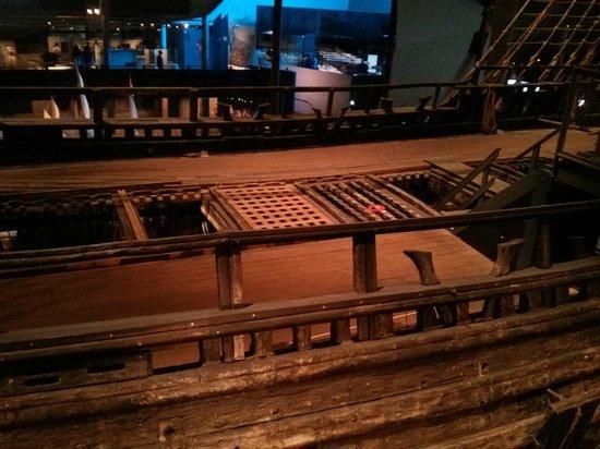 Vasa-Museum: -