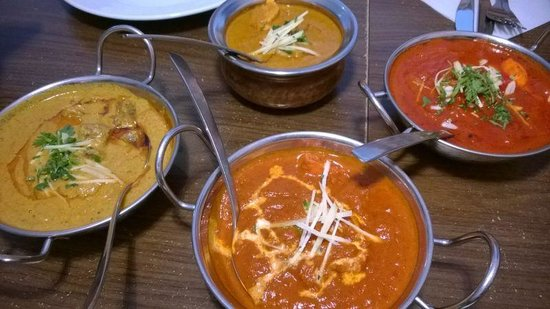 Mr India - Indian Restaurant: Great food!