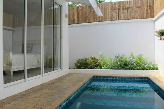 Costa Village Pattaya: Private Swimming pool