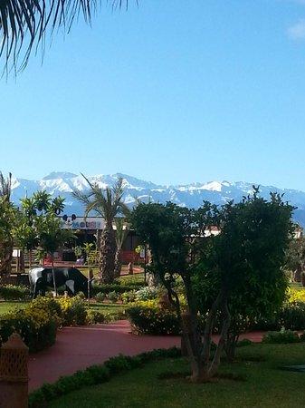 Labranda Aqua Fun Club Marrakech : vue magnifique