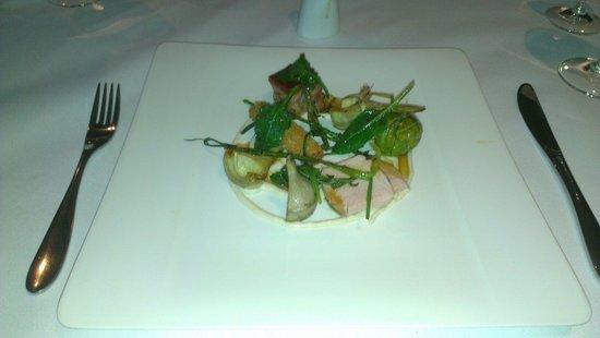 The Whitebrook : Middle pork main