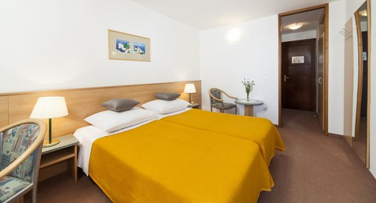 Bluesun Resort Bonaca : Standard Double Room - Sea Side