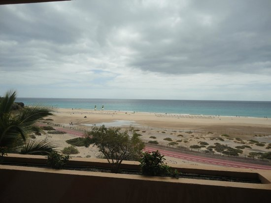 Iberostar Fuerteventura Palace: Ausblick