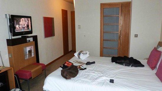Novotel London Paddington : a chambre