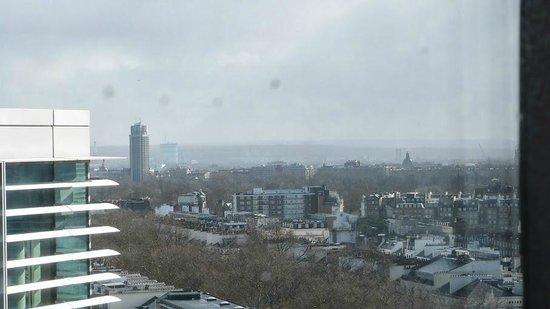 Novotel London Paddington: Vue du 11ème étage