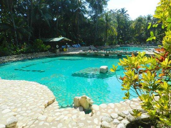 Chan-Kah Resort Village: Pool in tropischer Umgebung