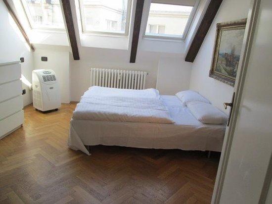 Residence Leon D'Oro: camera da letto