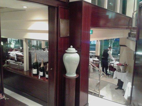 Hotel West End: ristorante
